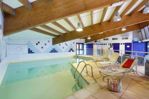 Spa Suite Home Briancon Serre Chevalier - Hotel - Briançon