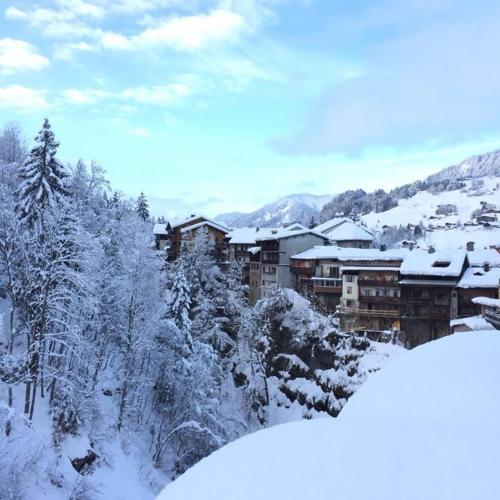 Les portes du Mont Blanc - Apartment - Flumet