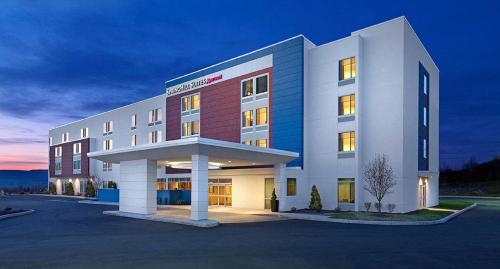 SpringHill Suites by Marriott Albuquerque North/Journal Center - Hotel - Alameda