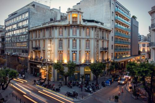 Tourist Hotel, 54624 Thessaloniki