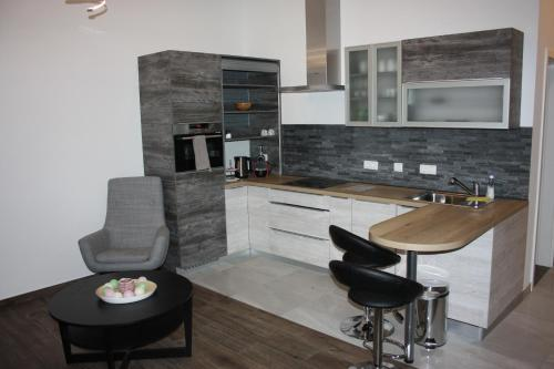 Prater & Center Apartment mit eigener Terrasse