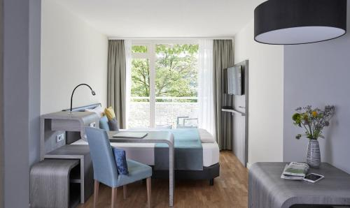 Living Hotel am Olympiapark by Derag photo 8