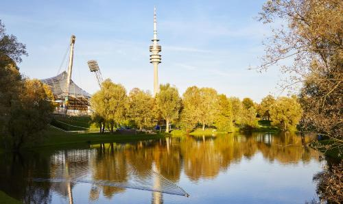 Living Hotel am Olympiapark by Derag photo 37