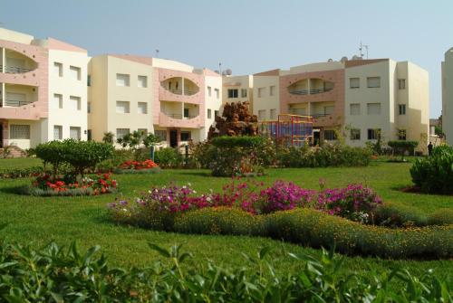 Les appartements de plage de Sablette Mohammedia, Ben Slimane