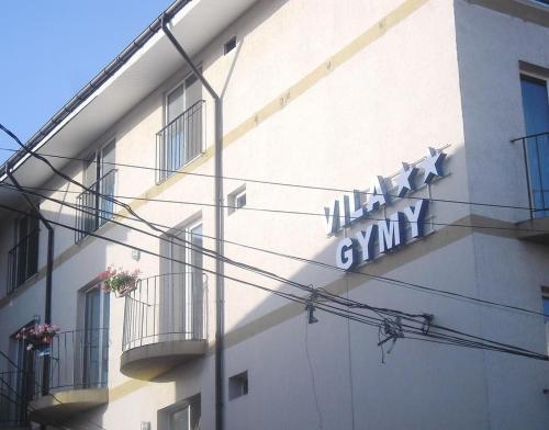 Hotel Vila Gymy