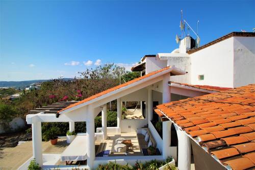 Villas Mykonos, Zipolite