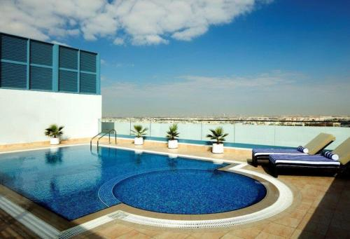 Radisson Blu Hotel Apartment Dubai Silicon Oasis – Dubai 5