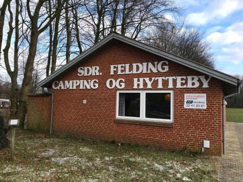 Hotel-overnachting met je hond in Sdr. Felding camping & hytteby - Sønder Felding