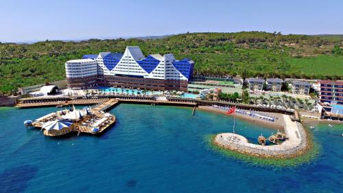 Okurcalar Orange County Resort Hotel Alanya - Ultra All Inclusive harita