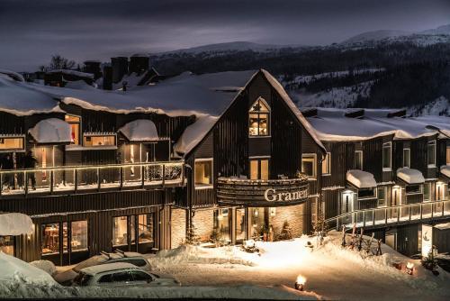 . Hotell Granen