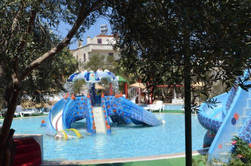Ayvalık Zeytin Apart Otel Aquapark rezervasyon