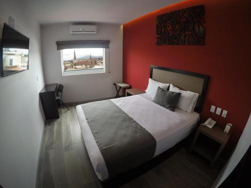 Terrass Hotel, Zamora