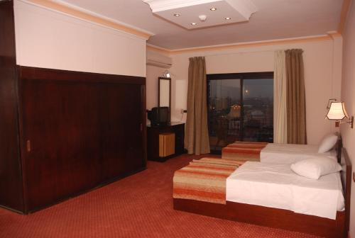 Bilik Superior Double atau Twin (Superior Double or Twin Room)