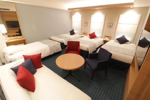 Dai-ichi Hotel Tokyo Seafort photo 69