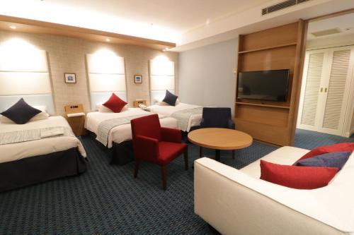 Dai-ichi Hotel Tokyo Seafort photo 70