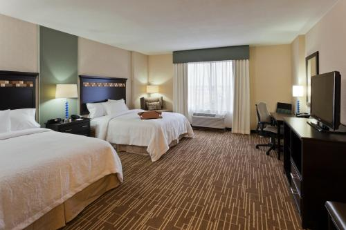 Hampton Inn & Suites Denver Airport /Gateway Park