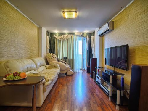 Apartment On Marshala Rokossovskogo 1