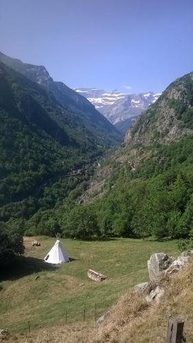 Tipis nature - Hotel - Gavarnie Gèdre