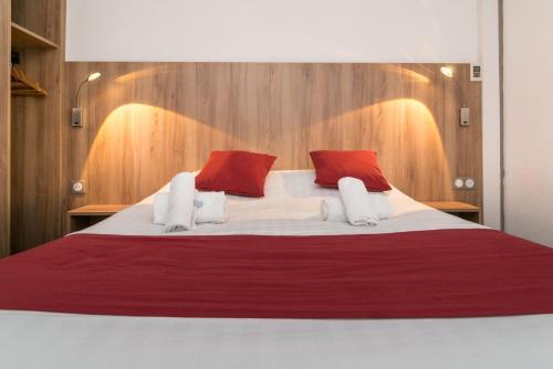 Brit Hotel Plaisance A9/A61 - Hôtel - Narbonne