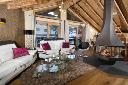 Chalet Emilie Courchevel 1850