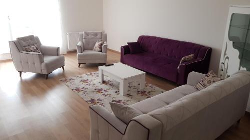 Trabzon Almina Trabzon - 3+1 Purple Apartment ulaşım