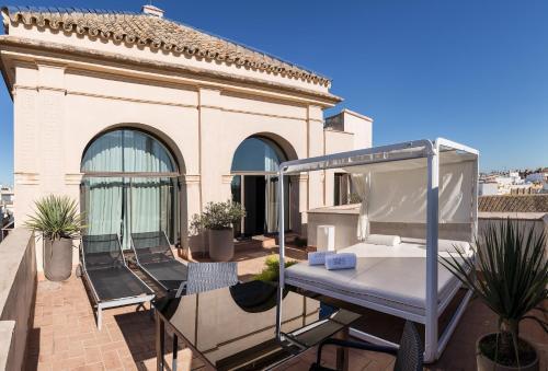 Suite Hotel Palacio De Villapanés 13