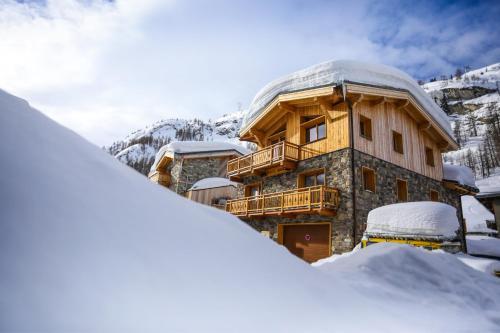 chalet Monte bianco - Accommodation - Tignes