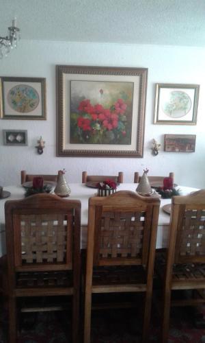 Casa particular, Huamboya
