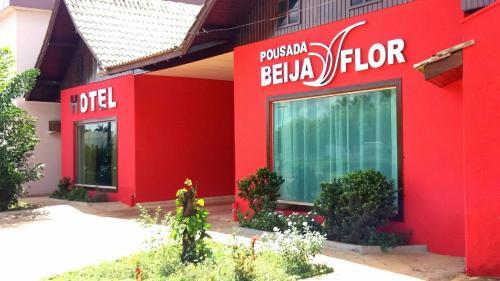 Foto de Hotel Pousada Beija Flor