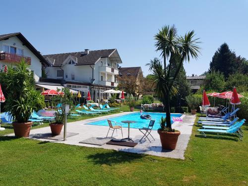 . Hotel Villa Flora