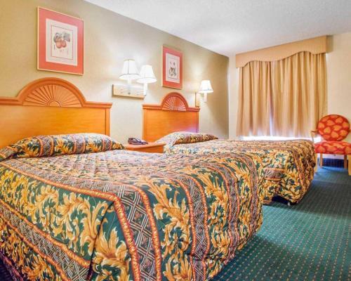 Photo - Rodeway Inn Mount Laurel Hwy 73