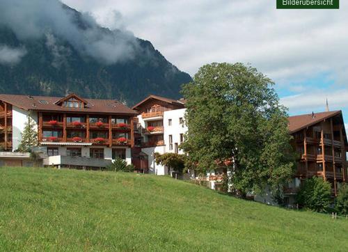Ferienwohnung Aeschi Park - Accommodation - Aeschi