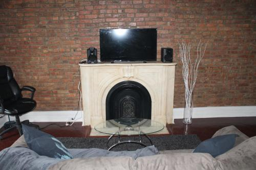 Stuyvesant Heights Loft Apartment Foto 1