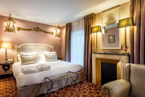 Hôtel Chateaubriand - Hôtel - Paris
