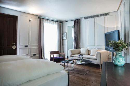 Grand Deluxe Doppel-/Zweibettzimmer Hotel Palacio De Villapanés 1