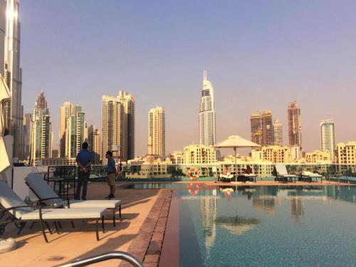 Dubai Downtown View 5 - image 5