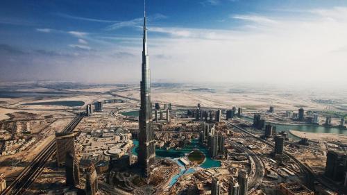 Dubai Downtown View 5 - image 7