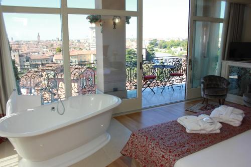 Hotel Altana Di Verona Luxury Rooms