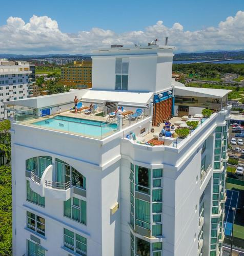San Juan Water Beach Club Hotel En