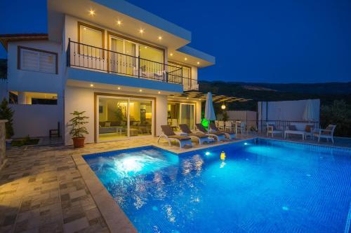 Üzümlü Villa Mehlika online rezervasyon