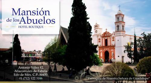 . Mansion de los Abuelos