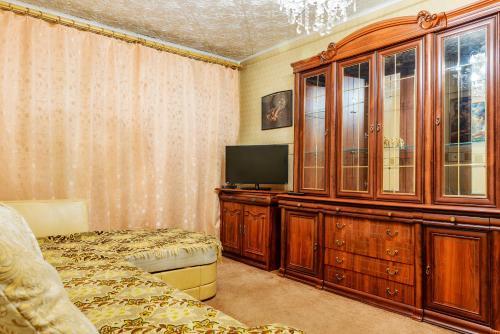 . Apartment TwoPillows on Pishchevikov 23