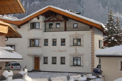 Apart Ingrid - Accommodation - Ischgl