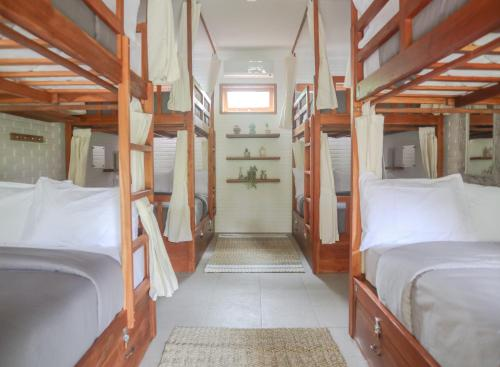 Komodo Bed in 8-Bed Mixed Dormitory Room
