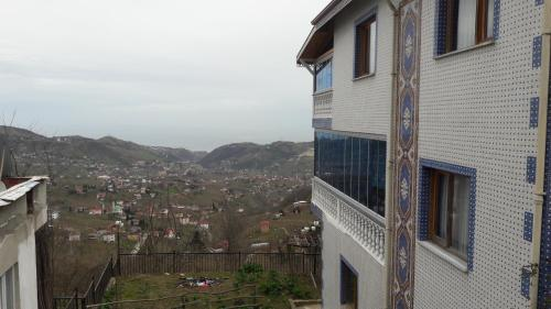 Trabzon Duplex Villa with Private Patio & Sea View in Ayvali Village