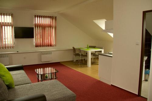 Hotel-overnachting met je hond in Apartmany Stone - Vrbno pod Prad?dem