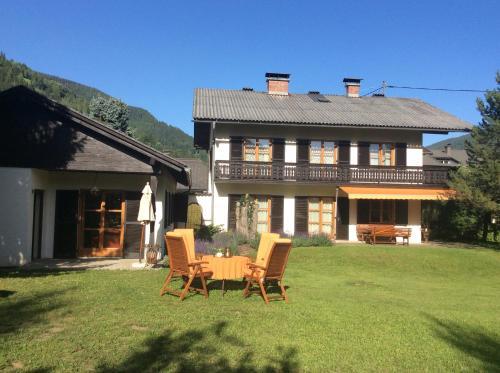 Ferienwohnungen Familie Wetzlinger Bad Kleinkirchheim