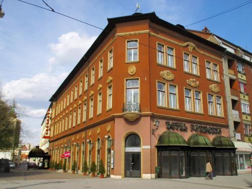 Hotel Pannonia in Miskolc