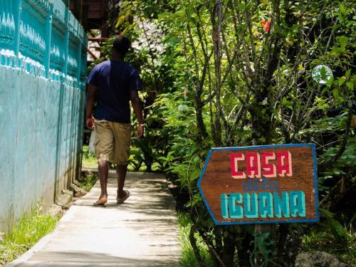 Casa De La Iguana Hostel, Livingston