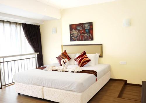 Gloria Swiss Apartment